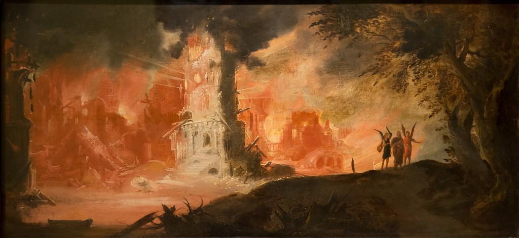 verwoesing van sodom