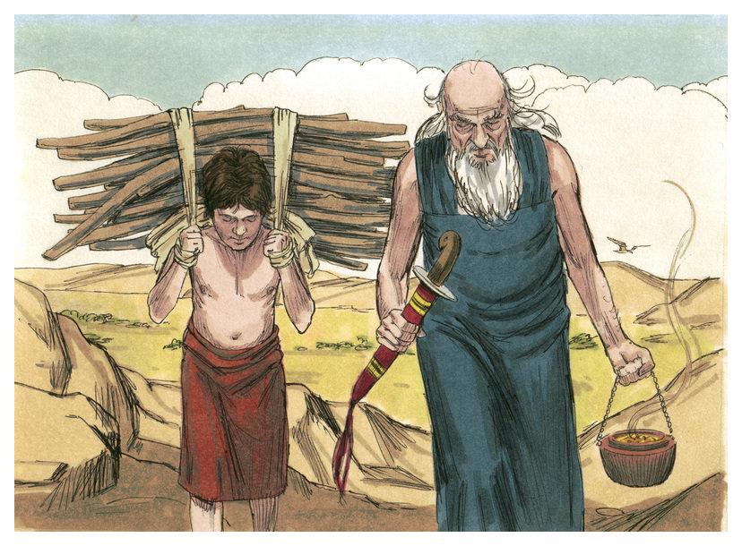 Abraham beproefd
