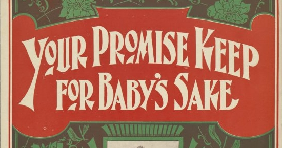 De belofte vervuld