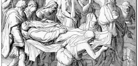 Abraham dood