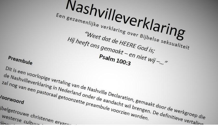 Nashvill-verklaring