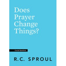 Does prayer change things? FREE