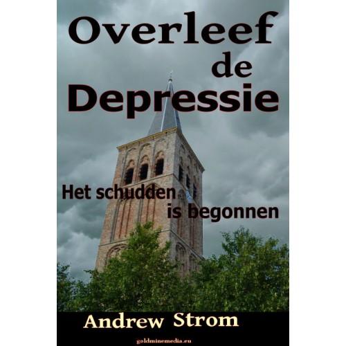 Overleef de Depressie cover